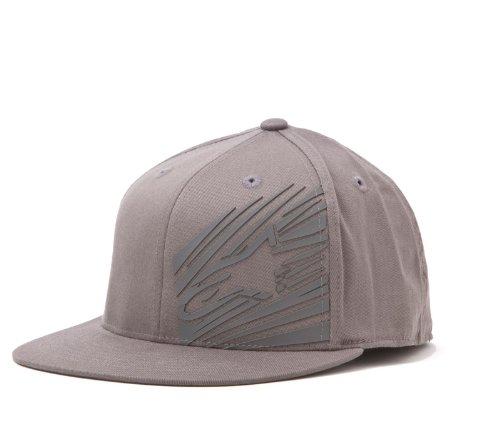 Alpinestars Neal 210 Flexfit Hat Charcoal Small/Medium