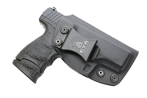 CYA Supply Co. IWB Holster Fits: Walther PPS M2 - 9mm - Veteran Owned Company - Made in USA - Inside Waistband Concealed Carry Holster