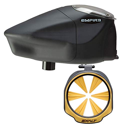 Empire Prophecy Z2 Paintball Loader - Exalt Feedgate - Gold - Wicked Bundle - Empire Paintball Prophecy