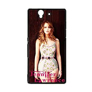 Generic For Sony L36H Xperia Z Design With Jennifer Lawrence Slim Phone Cases For Teen Girls Choose Design 1