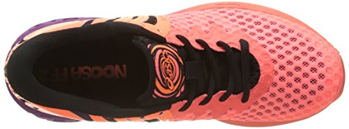 2 Flash Asics Black Shocking Coral Shoes Orange Women's 0690 Noosa Running FF Orange nqtO0q