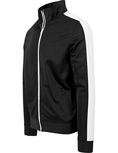 Blk 50 Multicolor para Jacket Track Hombre Classics Urban Chaqueta Wht 4O0wTnq