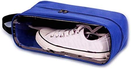 Greatangle Bolsa de Almacenamiento de Zapatos de Tela Oxford Transpirable Impermeable tama/ño port/átil Bolsa de Viaje al Aire Libre Bolsa de Almacenamiento Organizador
