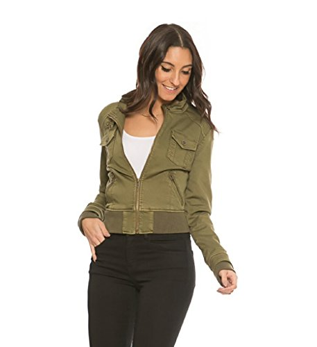 Fatigue Jacket Women'S - 8