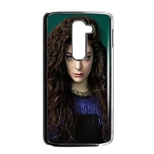Lorde LG G2 Cell Phone Case Black DIY GIFT pp001_8988275