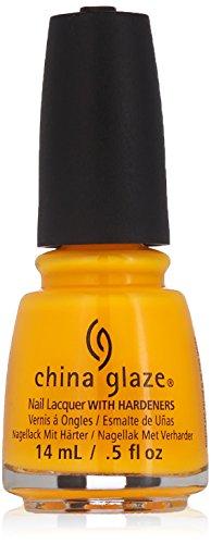 China Glaze Nail Polish, Sun Worshiper, 0.5 Ounce ()
