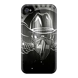 Scratch Protection Hard Phone Covers For Iphone 4/4s (grY5567rToa) Support Personal Customs HD Breaking Benjamin Series