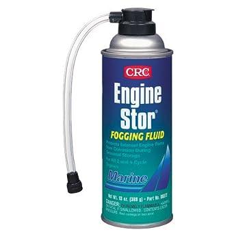Amazon.com: CRC 06072 Motor Stor Fogging aerosol de aceite ...