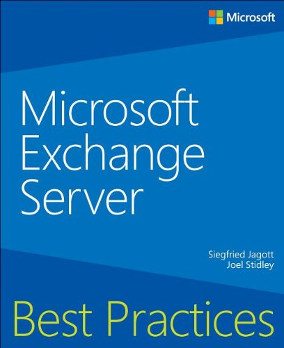 Microsoft Exchange Server Best Practices