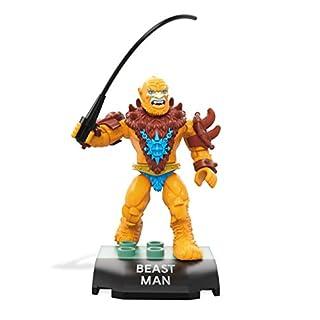 Mega Construx Heroes Beast Man Building Set