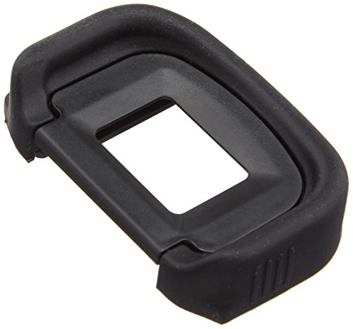 (Polaroid Eyepiece / Eyecup (Canon EG Replacement) For For Canon EOS Rebel 5D Mark III, 7D, 7D Mark 2, 1D X, 1D C, 1D Mark III/IV, 1Ds Mark III Digital)