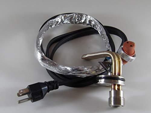 Engine Heater Kit FREIGHTLINER FL70 w/Cat 3126 (7.2L) Eng. HFM