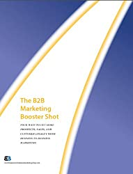 The B2B Marketing Booster Shot