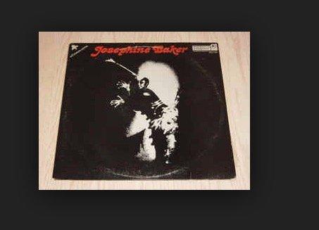 Josephine Series - Collector's Series: Josephine Baker LP
