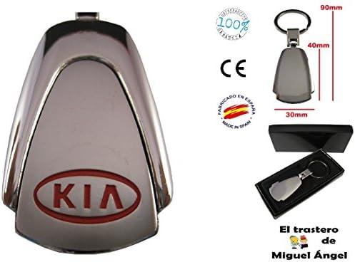 Llavero de Coche Compatible con Kia lla013-7: Amazon.es: Coche y moto