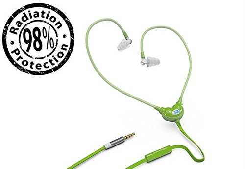 Good sourd Air Tube Radiation Free Earpiece
