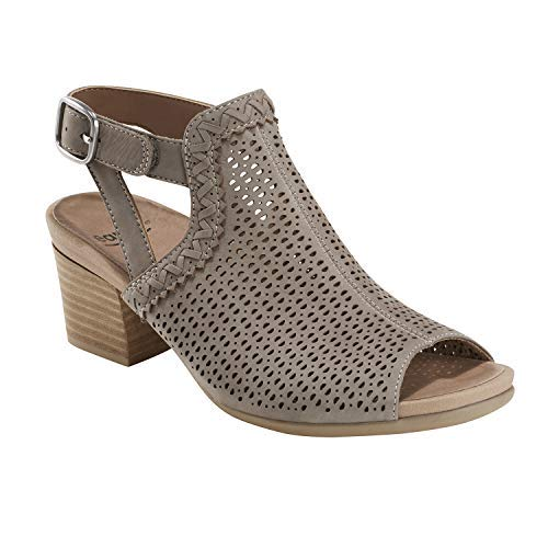 Brand Earth Shoes - Earth Shoes Ivy Syrah Women's Grey 9.5 Wide US