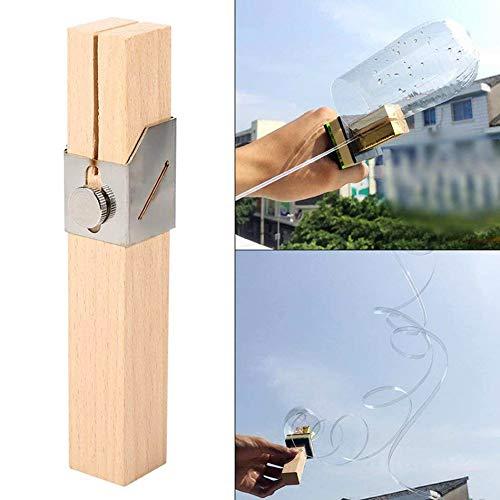 Hankyky - Cortador de botellas de plástico para exteriores ...