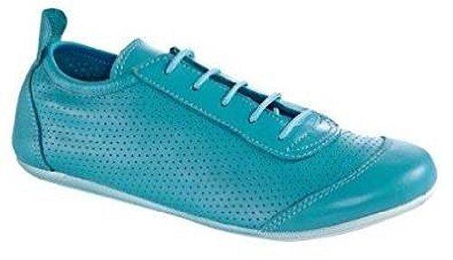 Unbekannt Sneaker Baskets Turquois Pour Femme nwrnx17Y
