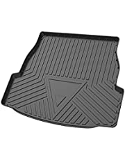RAV4 Cargo Liners - Compatible with RAV4 2019 2020 2021 Models, All-Weather Rear Trunk Tray Cargo Mats Custom Fit for Toyota RAV-4, 3D Tech Waterproof Durable Odorless Flexible Black TPO Accessories