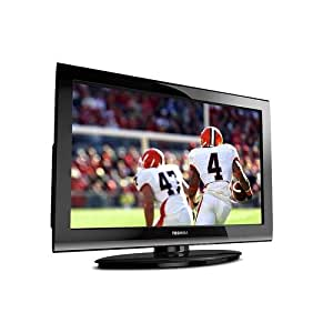 Toshiba 32C120U 32-Inch 720p 60Hz LCD HDTV (Black) (2012 Model)