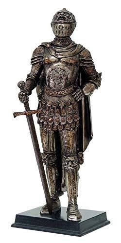 Amazon.com: Figura del Gran General Estatua Medieval ...