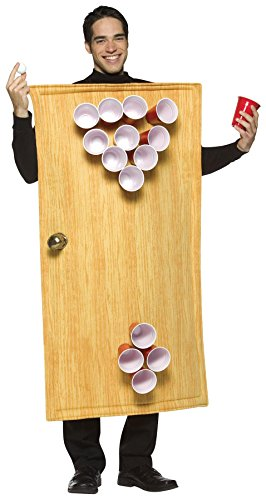 Beer Pong Costume Costume - One Size - Chest Size (Beer Pong Costume)
