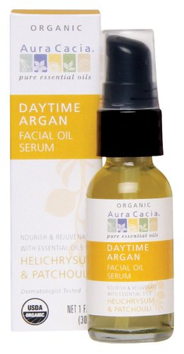 AURA CACIA FACE OIL SERUM,OG2,ARGAN, 1 FZ