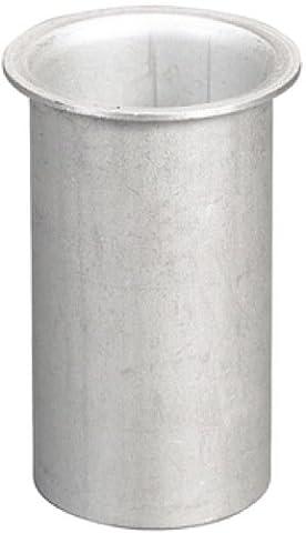 Moeller 021002-400D Drain Tubes, Aluminum, 4 x 1