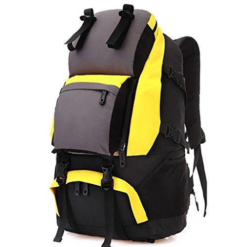 AMOS Bergsteigen Tasche Schulter Frauen Herren ultra-Licht Outdoor Sporttasche 40L60L Walking große Kapazität Rucksack Reise Rucksack