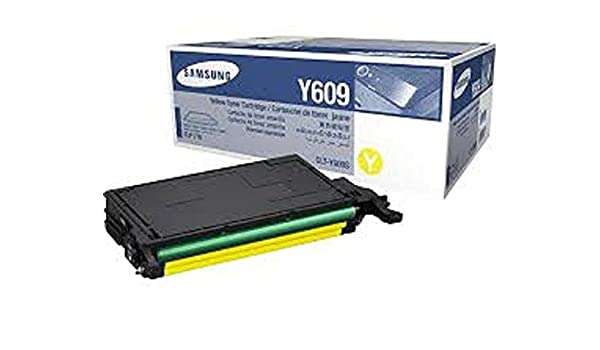3 PK CLT-M609S CLT-C609S CLT-Y609S COLOR Toner for Samsung CLP-770ND CLP-775ND