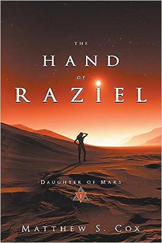 The Hand of Raziel Book Cover