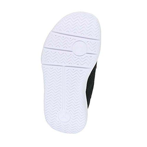 Nike Jordan , {Chaussures premiers pas pour bébé (garçon) rouge Red/black