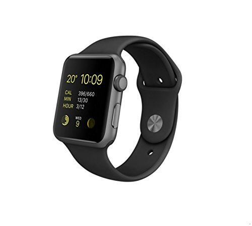 Apple Watch 42mm Space Black stainless steel Image