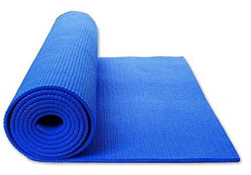 HOPEBERRY Yoga Mat Anti Skid Yogamat for Gym Workout and Flooring Exercise - Long Size Yoga Mate for Men Women