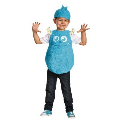 Disguise Monsters University Sulley Toddler Halloween Costume (MEDIUM (3T-4T)) by Disguise Costumes ()
