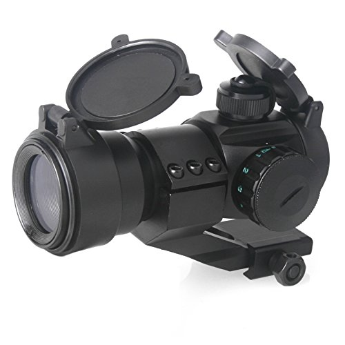 Buy Discount Pinty 4 MOA Red Green Dot Tactical Sight Scope with Rail Mount Reflex Stinger