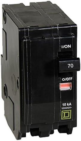 QO270 Square D 2P 70a 240v Plug-In Circuit Breaker NEW!!