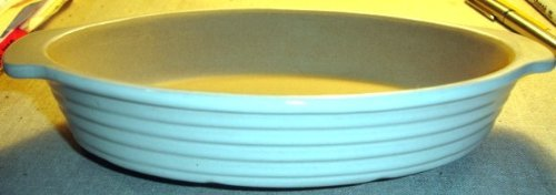 The Pampered Chef Small Oval Baker
