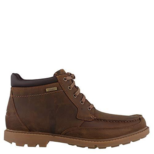 Rockport Men's, Patten Moc Boots