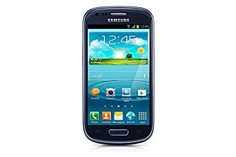 Samsung Galaxy S3 Mini i8200 UK SIM-Free Smartphone - Blue