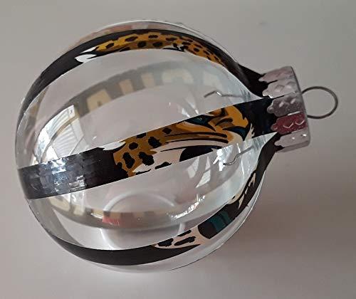 Jacksonville Jaguars NFL Christmas Ball Ornament