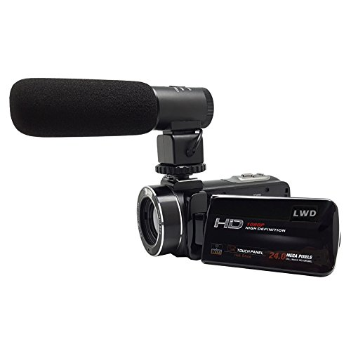 lwd-1080p-full-hd-wifi-digital-video-camera-30fps-24mp-16x-zoom-digital-video-camera-with-external-m