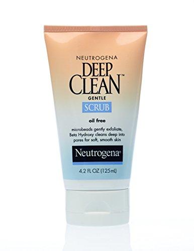 Neutrogena Deep Clean Gommage Douceur, 4,2 once