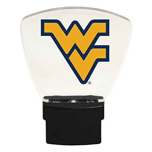 Authentic Street Signs NCAA LED Nightlight (West Virginia Mountaineers)
