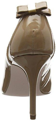 Para Punta Beige Kg Miss Mujer Con Tacón Zapatos De Cerrada nude Sayde AdvYvRq8