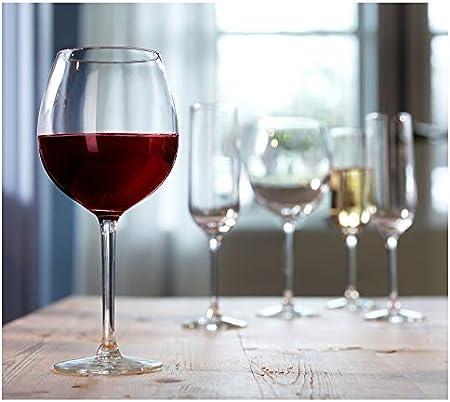 IKEA 001.548.70 Hederlig - Copa de vino tinto