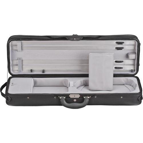 Heritage Ultra-Lite Violin Case Black Gray