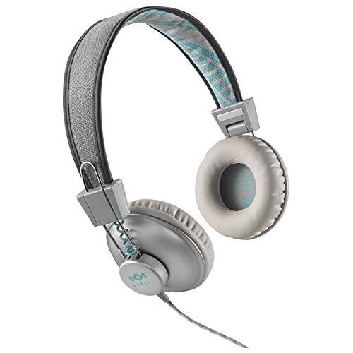 chollos oferta descuentos barato The House Of Marley Positive Vibration Auricular Circumaural Diadema Azul Plata Auriculares Circumaural Diadema Alámbrico 15 22000 Hz 1 3 m Azul Plata
