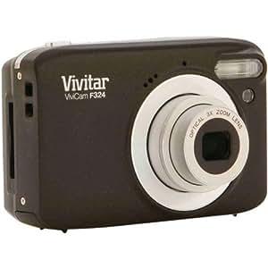 VIVITAR VF324-BLACK 14.1 MEGAPIXEL DIGITAL CAMERA (VF324-BLACK) -